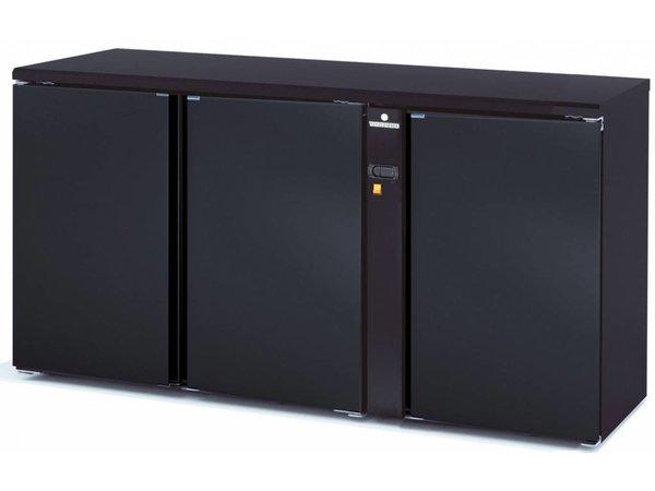 Coreco Backbar Barkoelkast | SBP-170 | 3 Deurs | Zonder Koelmachine | 200,5x53x(H)82cm