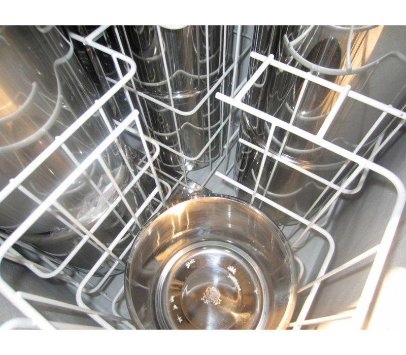 Framec Schepijsvitrine | DOLCE VITA 6 | Framec | 6+6 x 7,5 Liter | 96,5x66,5x(H)103cm