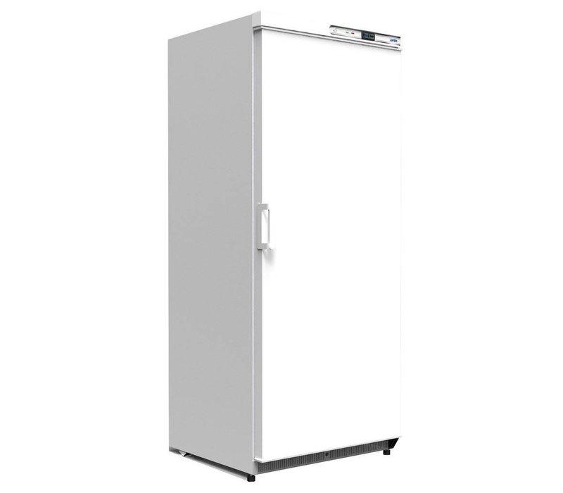 Framec Bedrijfskoelkast   Wit   JUMBO XL 650 PV   Framec  Deur Omkeerbaar   77,5x73x(H)186,5cm