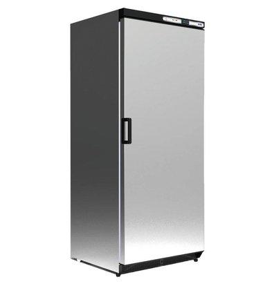 Framec Bedrijfskoelkast | RVS | JUMBO XL 650 PV X | Framec |Deur Omkeerbaar | 77,5x73x(H)186,5cm