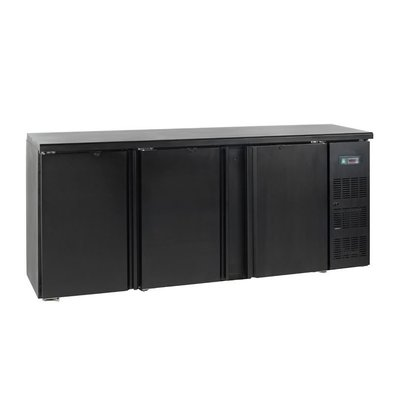 Esta Barkoelkast 3 Deurs | CBC310 | Esta | 200,2x51,3x(H)86cm