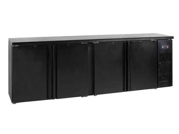 Esta Barkoelkast 4 Deurs | CBC410 | Esta | 254,2x51,3x(H)86cm