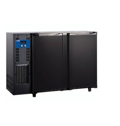 Diamond Bar fridge 2 Doors | 375 liters 145.5x56.5x (H) 89 / 90.5cm