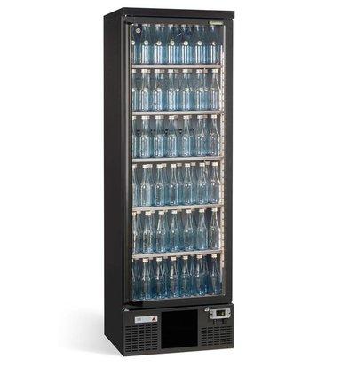 Gamko Flasche Chill-1-Tür (nach links)   anthrazit   Gamko MG2 / 300LG   300L   602x530x1800 / 1825mm