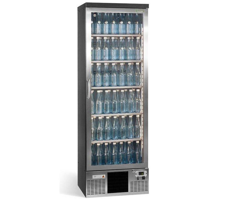 Gamko Flasche Chill-1-Tür (im Uhrzeigersinn) | Chrome Sprache | Gamko MG2 / 300RGCS | 300L | 602x530x1800 / 1825mm