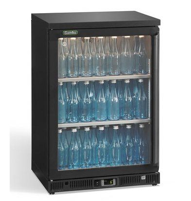 Gamko Bottle Chill 1-Door (Counterclockwise) | anthracite | Gamko LG2 / 150LG84 | 140L | 602x536x840 / 850mm