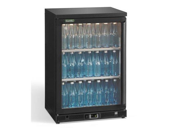 Gamko Flasche Chill-1-Tür (nach links) | anthrazit | Gamko LG2 / 150LG84 | 140L | 602x536x840 / 850mm