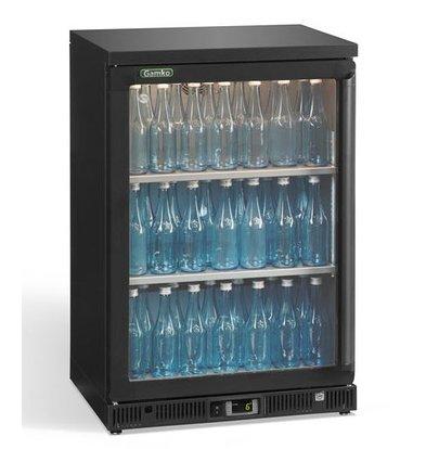 Gamko Flasche Chill-1-Tür (im Uhrzeigersinn)   anthrazit   Gamko LG2 / 150RG84   140L   602x536x840 / 850mm