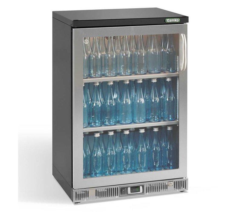 Gamko Flasche Chill-1-Tür (nach links) | Chrome Sprache | Gamko MG2 / 150LGCS | 150L | 602x536x900 / 910mm