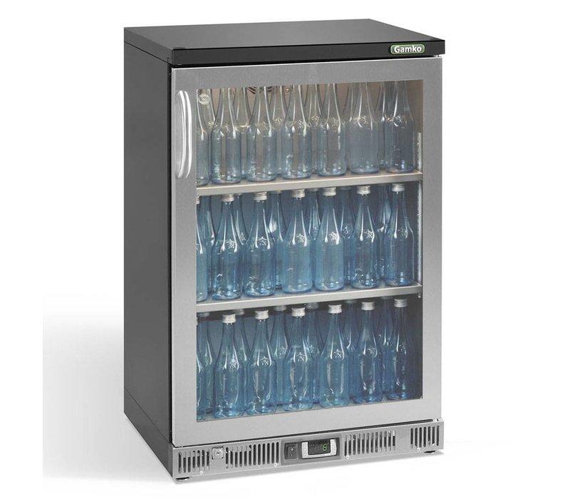 Gamko Flasche Chill-1-Tür (im Uhrzeigersinn)   Chrome Sprache   Gamko LG2 / 150RGCS84   140L   602x536x840 / 850mm