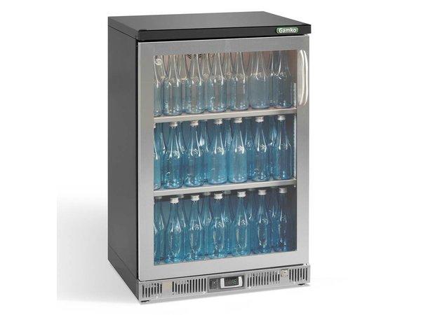 Gamko Flasche Chill-1-Tür (nach links) | Chrome Sprache | Gamko LG2 / 150LGCS84 | 140L | 602x536x840 / 850mm