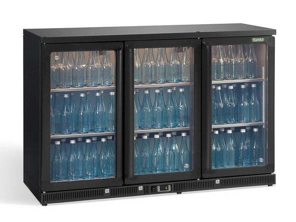 Gamko Flasche Chill-3 Pendeltüren | anthrazit | Gamko MG2 / 315g | 315L | 1350x536x900 / 910mm