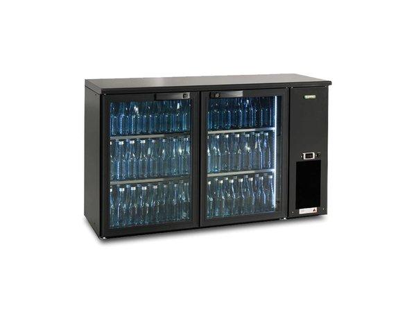 Gamko Flasche Chill-2-Tür   anthrazit   Gamko E3 / 22GMU   364 L   ECO-Line   1434x492x860 / 880mm