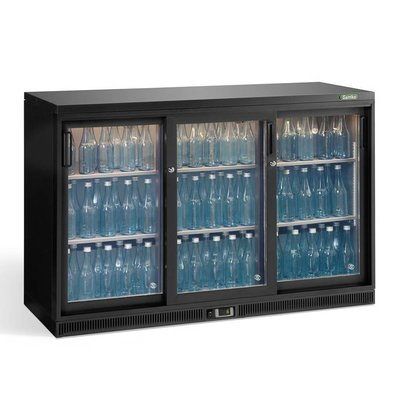 Gamko Bottle Chill 3 Doors | anthracite | Gamko MG2 / 315SD | 315L | 1350x556x900 / 910mm