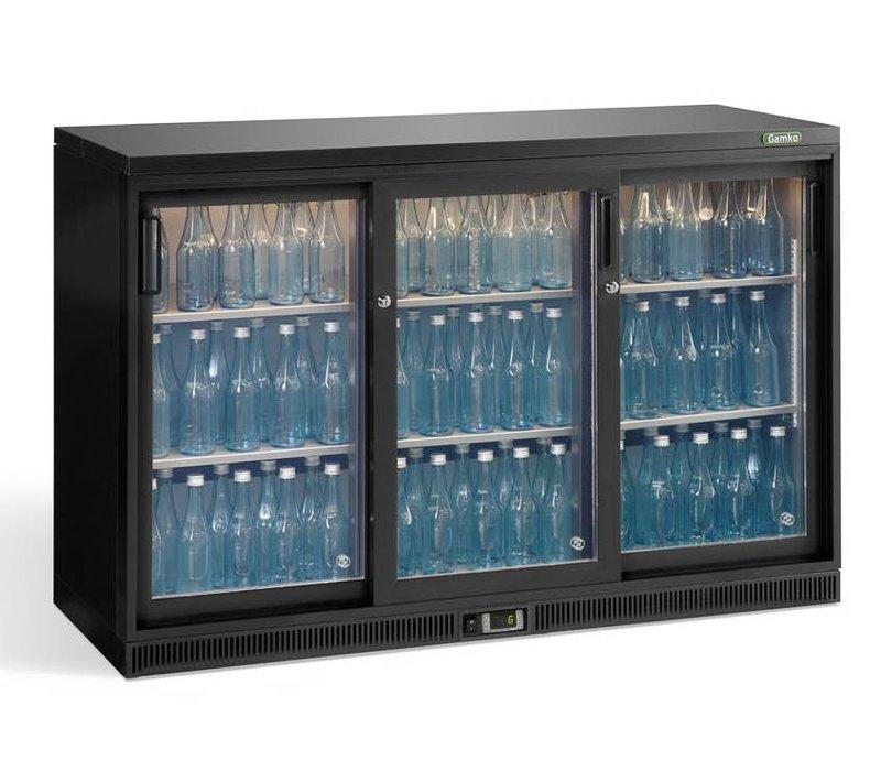 Gamko Flasche Chill-3 Türen   anthrazit   Gamko MG2 / 315SD   315L   1350x556x900 / 910mm