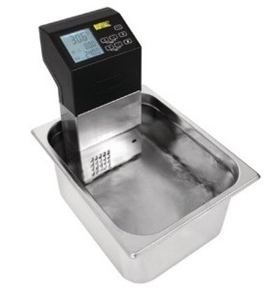 Buffalo Mobile Sous Vide - Electric - Stainless steel - 1500W - 145x130x (H) 320 mm