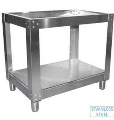 Diamond Mount stainless steel oven for 2 x 6 pizzas art nr DIEFP / 66R