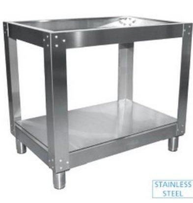 Diamond Onderstel RVS, voor oven 2x 6 pizza's art nr DIEFP/66R