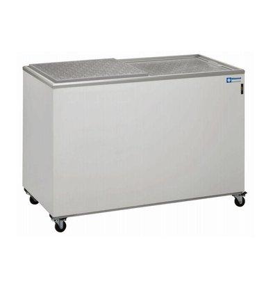 Diamond Flessenkoeler| Kist op Wielen | 300 Liter | 102x66x(h)87cm