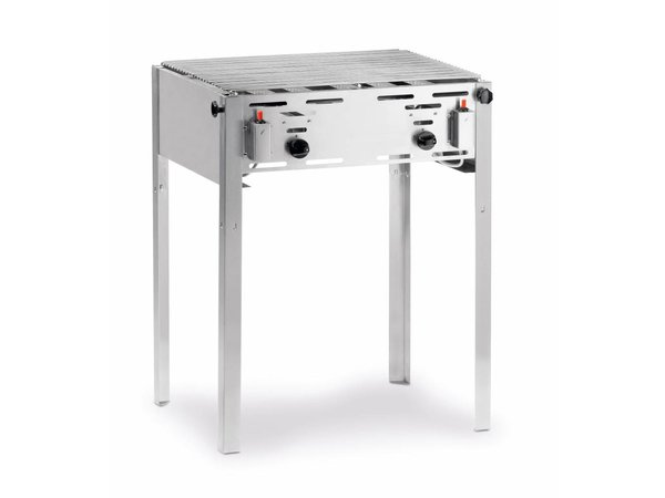 Hendi Hendi Grill Master Maxi BBQ | Butchers Barbecue | Grill Master Maxi for Propaangas | BEST SOLD!