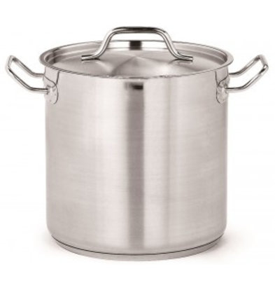 Combisteel Cooker stainless steel | High Model + Lid | CHOICE OF 7 SIZES
