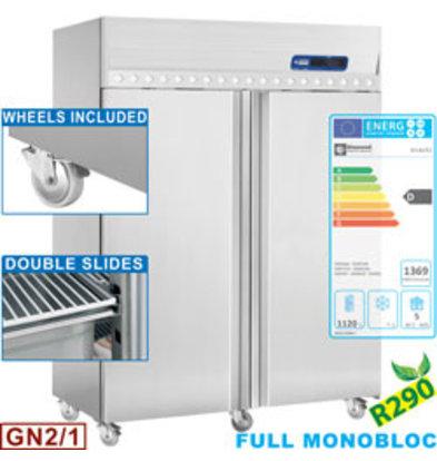 Diamond Kühlschrank 1400 Liter, 2 Türen GN 2/1 1500x800x2040 - Copy