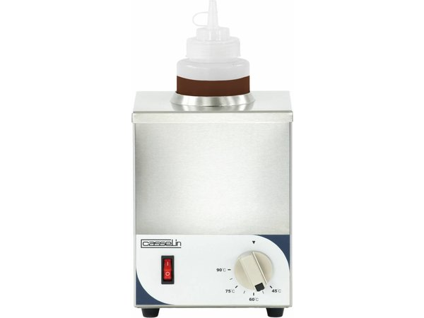 Casselin Chocolade /  Sauzen  Flessen Warmer   1 Liter    200W   170x165x(H)230mm