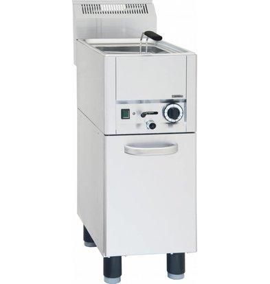 Casselin Pastakoker Elektrisch | Met Onderstel | 3000W | 330x600x(H)880mm | Beschikbaar in 1 of 4 Mandjes