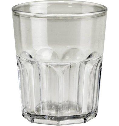 Bar Professional Glas Mini Drink 16cl SAN-Kunststoff - pro 8 Stück