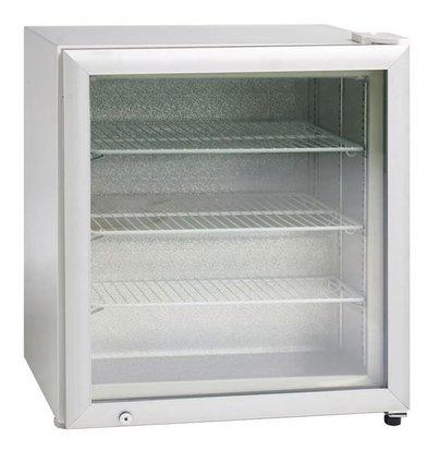 Esta Freezer VF100G | Esta | glass door with heating