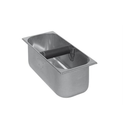 Ronda Gewindebohrer Edelstahl | 5,2 Liter 360x165x (H) 120 mm