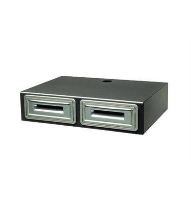 Ronda Tapping tray stainless steel | Adjustable Supports | 850x600x (H) 200mm