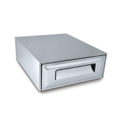 Ronda Compact Tapping Tray Edelstahl 304 | 360x435x (H) 140 mm