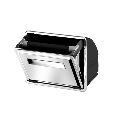 Ronda Flush-in drawer stainless steel | Tipping bucket 233x377x299 (h) mm