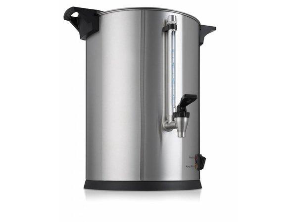 Bravilor Bonamat Percolator 75 | Dubbelwandig RVS | 10 Liter | Ø282x(H)430cm