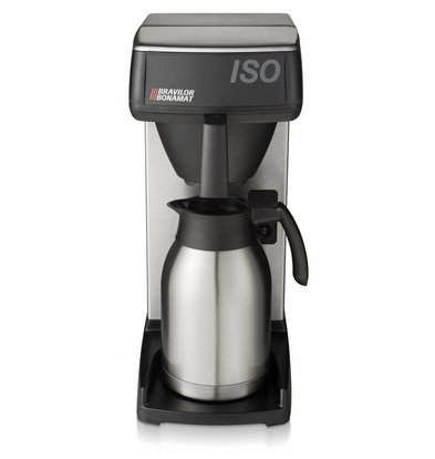 Bravilor Bonamat Koffiezetapparaat | Iso | Filterkoffie | Thermoskan | 214x391x(H)465mm
