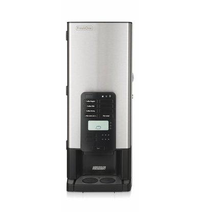 Bravilor Bonamat Koffiezetapparaat | FreshOne | Filterkoffie | Weinig onderhoud | 335x505x(H)800 mm