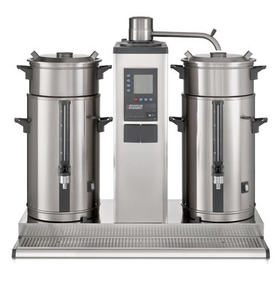 Bravilor Bonamat Koffiezetapparaat | B20 | RVS | 2 Cointainers | 230V/400V | 1173x600x(H)947 mm