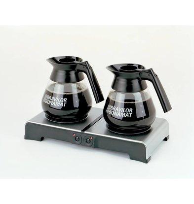 Bravilor Bonamat Warmhoudplaten | HP 2 | 404x195x61 mm