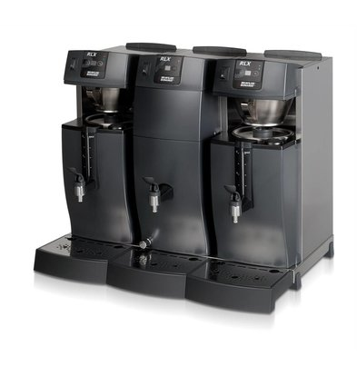 Bravilor Bonamat Koffiezetapparaat | RLX 575| 7 Minuten Zettijd | 400V | 705x509x611(H) mm