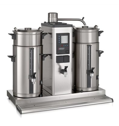 Bravilor Bonamat Koffiezetapparaat | B5 HW W | 10 Minuten Zettijd | RVS |400V | 1000x540x740(H) mm