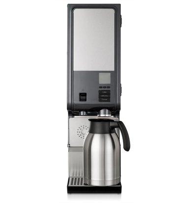 Bravilor Bonamat Koffiezetapparaat | Bolero 1 | 11 Seconden Zettijd | 203x429x584(H) mm | Beschikbaar in 2 Kleuren