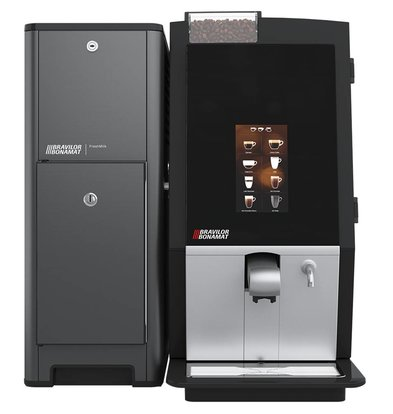 Bravilor Bonamat Kaffeemaschine Esprecious 11L | 12 verschiedene Getränke 330x570x660 (H) mm