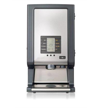 Bravilor Bonamat Koffiezetapparaat | Bolero XL 333 | 11 Seconden Zettijd | 9 Verschillende Dranken | 338x435x596(H)mm | Beschikbaar in 2 Kleuren
