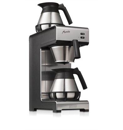 Bravilor Bonamat Koffiezetapparaat | Mondo / Matic | Filterkoffie | Speciaal voor Schepen | 195x406x446 mm