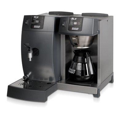 Bravilor Bonamat Koffiezetapparaat | RLX 31 | Filterkoffie | Met warmhoudplaat | 475x509x448 mm