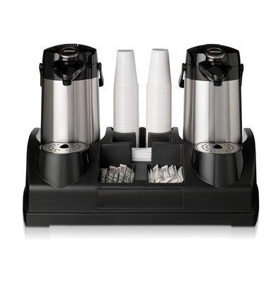 Bravilor Bonamat Koffiestation | Voor percolators en toebehoren | 615x325x155 mm