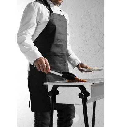 Hendi Hendi Barbecue Apron with Flame Retardant Coating - Deluxe - 810x660mm