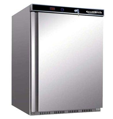 Combisteel RVS Horeca Freezer cabinet 120 liters 60x59x (h) 85cm