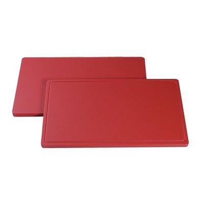 Caterchef Cutting boards DPE 500 - level - 2 (H) x50x30cm - 7 colors
